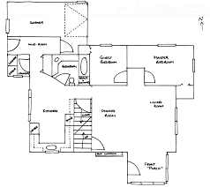 homey design 1 floor plan sample house autocad plan samples homeca