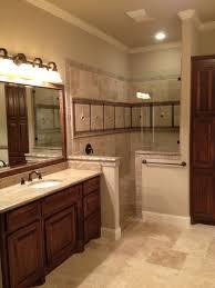 High End Kitchen Cabinets Bathroom 2017 Aptivating High End Decorating Bathroom Mahogany