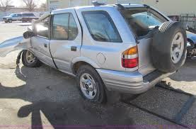 2001 honda passport item g9649 sold february 17 city of