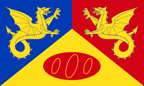 County Flags Craig Y Dorth Monmouthshire The Flag Institute