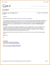 Business Email Introduction Example by 4 Professional Business Email Introduction Letter