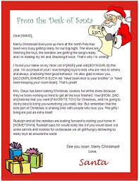 printable santa letters to santa letter from santa template word usable ms word template from