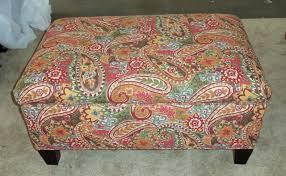 Rowe Ottoman Barnett Furniture Rowe Furniture Hess Storage Ottoman