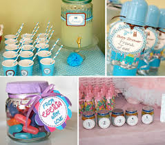 baby shower ideas ideas for decorations baby showers food jars