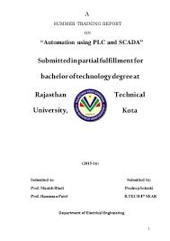 plc u0026amp scada report 4
