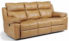 Flexsteel Leather Sofa Shiny Flexsteel Leather Sofas Photographs Seatersofa