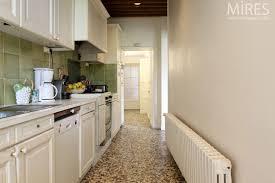 am駭agement cuisine couloir am駭agement cuisine en longueur 28 images cuisine en longueur