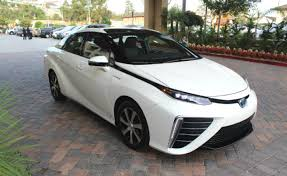 toyota car models 2016 2016 toyota fcv information and photos zombiedrive