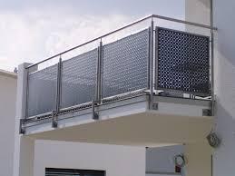 balkon lochblech balkone
