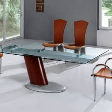Glass Table Kitchen by Dining Room Contemporary Dining Room Sets Made The Dining Room