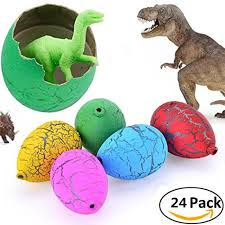 dinosaur easter eggs jofan 24pcs novelty magic large size easter