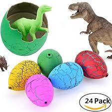 dinosaur easter eggs jofan 24pcs novelty magic large size easter