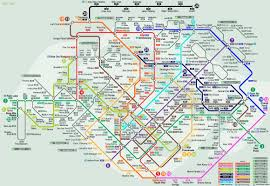 Subway Train Map by Singapore City Subway Public Transport Maps Pinterest