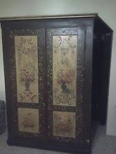 Cinderella Armoire Original Antique Armoires U0026 Wardrobes 1800 1899 Ebay