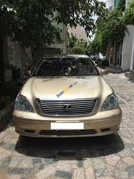 ban xe lexus es350 doi 2008 xe lexus ls 430 đời 2004 màu vàng nhập khẩu 750tr