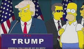 list please predict who the 11 times the simpsons accurately predicted the future the