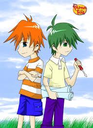 phineas and ferb anime phineas and ferb anime jordw photo