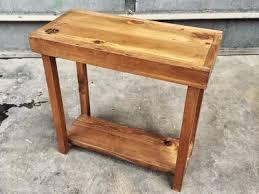 Pine Side Table Home Furnishings Grain Designs