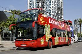 Hop On Hop Off New York Map by Barcelona City Tour Hop On Hop Off