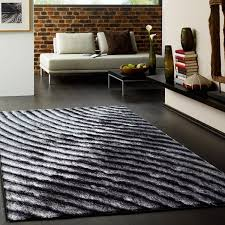 Shaggy Rugs For Living Room Living Room Safavieh Shag Handmade Dark Gray Area Rug With Gray