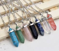 rock crystal quartz necklace images 53 stone pendants for necklaces best 25 raw crystal jewelry ideas jpg
