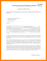 Contractor Letter Of Intent Template by 10 Letter Of Indemnity Form Noc Certificate
