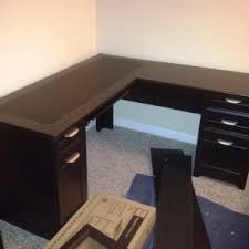 Sauder White Desk by Furniture Modern Touch To Your Office With Elegant Sauder Desks