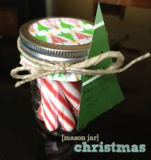 Mason Jar Christmas Gift The Copper Coconut Mason Jar Christmas Gift