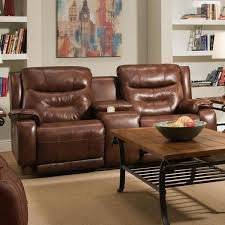Southern Motion Reclining Sofa by Crescent Power Reclining Leather Sofa U2013 Katy Furniture
