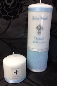 baptism candle make your own christening candle with some scrapbooking papers