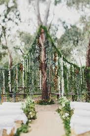 wedding backdrop melbourne twilight esque wedding backdrop with lots of greenery and white