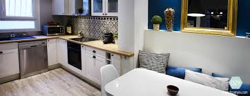 cuisine appartement dezign you conception d intérieur