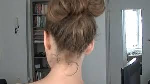 comment cuisiner chignons frais se faire un chignon coiffure l express styles
