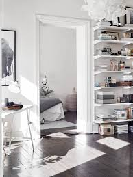 Swedish Home Interiors Dark Floor Treasure Via Cocolapinedesign Com Home Pinterest