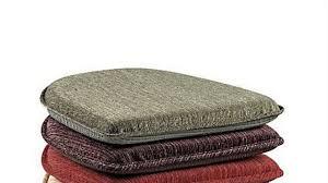 kitchen superb tie on cushions tie on seat pads round seat
