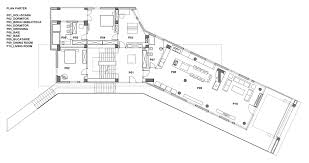 Ground Floor Plan Gallery Of A House In A Forest Igloo Architecture 12