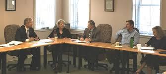 usda rural housing service administrator visits vhfa to discuss