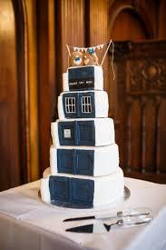 tardis cake topper dr who wedding wedding photography