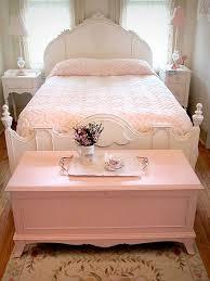 Shabby Chic Bed Frame Feminine Shabby Chic Bedroom Interior Ideas And Examples Founterior