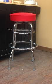 bar stools restaurant supply amazon com commercial grade red restaurant swivel bar stool made