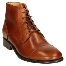 tan horse leather plain cap toe men u0027s dress boots leonardo
