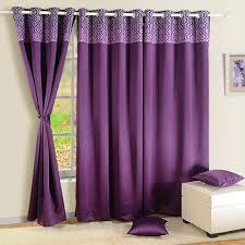 Curtains Printed Designs Blackout Curtains Printed Purple Designer Curtain Linen Design