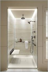Bathroom Shower Walls Solid Surface Shower Walls Vs Tile The Best Option 17 Best
