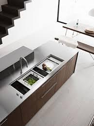 Kalea Modern Italian Kitchen By Cesar  Kitchen Interior Design - Italian kitchen sinks