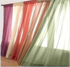 Burnt Orange Sheer Curtains Fascinating Burnt Orange Sheer Curtains U2013 Burbankinnandsuites Com