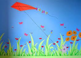 peinture de mur pour chambre peinture murale chambre enfant trendy formidable couleur de
