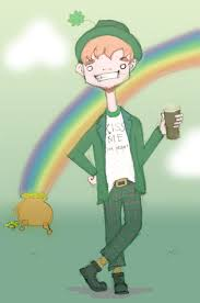 day 76 hipster leprechaun the epic year project