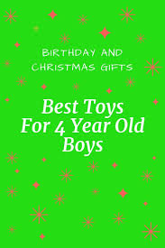 87 best best gifts for 4 year boys images on top