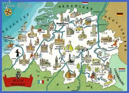 map brussels brussels map tourist attractions toursmaps
