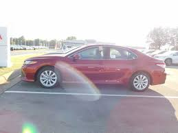 camry 2018 new toyota camry le automatic at toyota of fayetteville